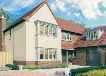 Thumbnail 5 bedroom detached house for sale in Gibson Close, Waterbeach, Cambridge