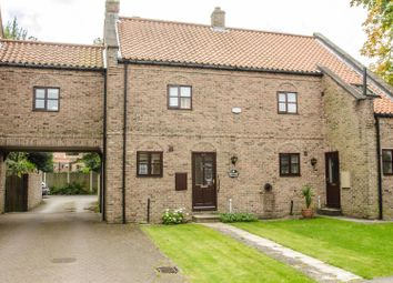 Thumbnail 2 bed terraced house to rent in Chestnut Road, Cawood, Selby