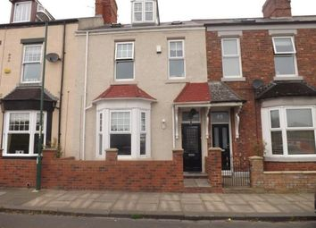 Thumbnail 4 bed terraced house for sale in Osborne Avenue, South Shields, Tyne And Wear