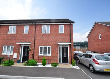 Thumbnail 2 bed end terrace house for sale in Motherwell Court, Newport