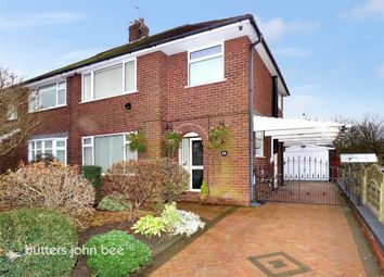Thumbnail 3 bedroom semi-detached house for sale in Craig Walk, Alsager, Stoke-On-Trent