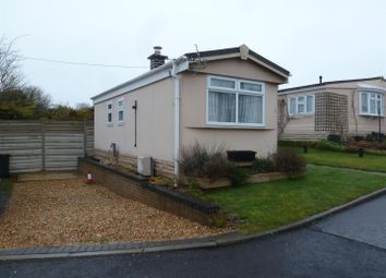 Thumbnail 1 bed mobile/park home for sale in Spire View Park, Gomeldon, Salisbury