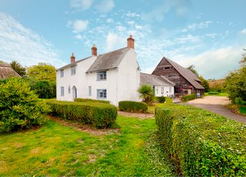 Thumbnail 3 bed farmhouse for sale in Stoneymarsh, Michelmersh, Romsey