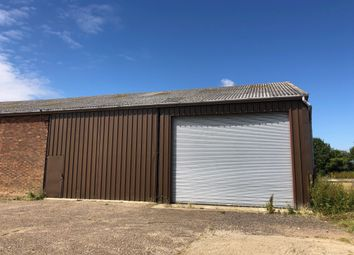 Thumbnail Warehouse to let in Warham Road, Wells-Next-The-Sea