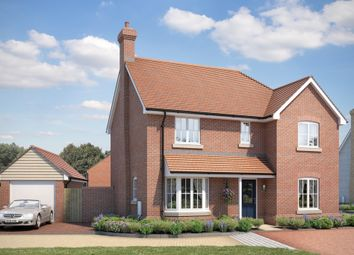 "Thumbnail 4 bed property for sale in ""The Kingsdown"" at Avocet Way, Ashford"