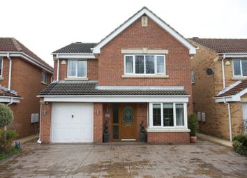 Thumbnail 4 bed detached house for sale in Plumpton Park, Barnsley, South Yorkshire