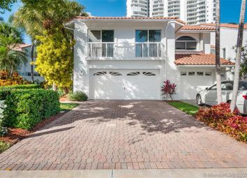 Thumbnail Town house for sale in 3785 Ne 209th, Aventura, Florida, United States Of America
