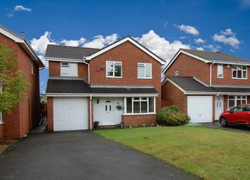 Thumbnail 4 bed detached house for sale in Farndale Close, Brierley Hill