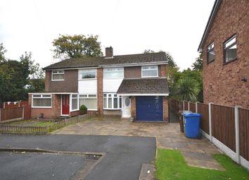 Thumbnail 3 bed semi-detached house for sale in Gawsworth Rd, Golborne, Warrington
