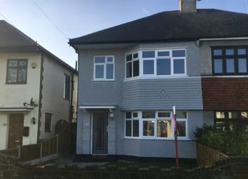 Thumbnail 3 bedroom semi-detached house for sale in Southend-On-Sea, Essex, .