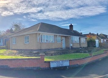 Thumbnail 3 bed bungalow to rent in Princess Avenue, Oadby