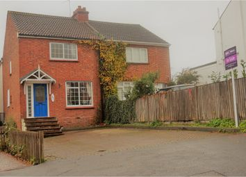 Thumbnail 3 bed semi-detached house for sale in Bridge Hill, Epping