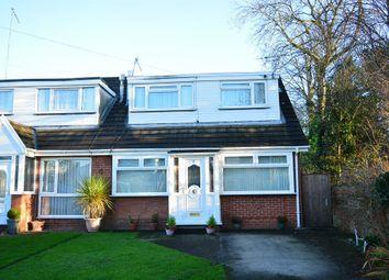 Thumbnail 4 bed semi-detached house for sale in Moorland Avenue, Poulton-Le-Fylde