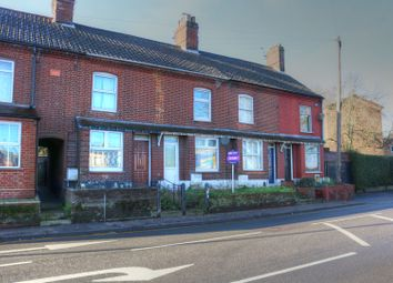 Thumbnail 3 bed terraced house for sale in Aylsham Road, Norwich