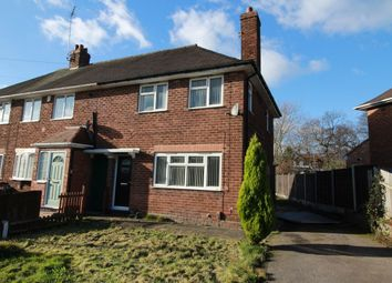 Thumbnail 3 bed terraced house for sale in Overdale Road, Quinton, Birmingham