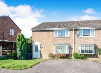 Thumbnail 2 bed flat to rent in Ashdown Drive, Chesterfield