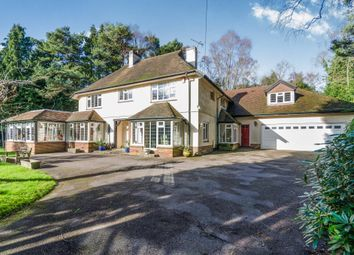 Thumbnail 5 bedroom detached house for sale in Pinelands Road, Chilworth, Southampton, Hampshire