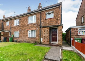 Thumbnail 1 bed flat for sale in Mossfield Road, Kearsley, Bolton, Greater Manchester