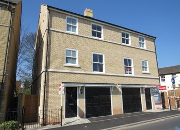 Thumbnail 4 bed town house for sale in Orchard Street, Ipswich