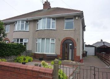 Thumbnail 3 bedroom semi-detached house for sale in Homfray Avenue, Morecambe