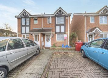 Thumbnail 2 bedroom semi-detached house for sale in Maplin Park, Langley, Slough