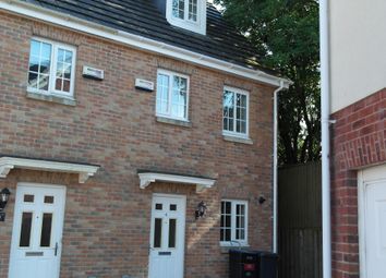 Thumbnail 3 bedroom terraced house to rent in Bryn Mawr, Ebbw Vale