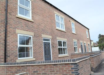 Thumbnail 4 bed town house for sale in Ashby Road, Woodville, Swadlincote