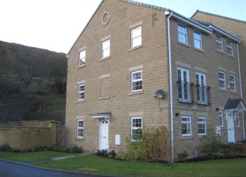 Thumbnail 4 bed property to rent in Ramsden Wood Road, Walsden, Todmorden