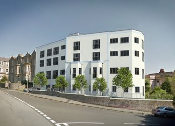 Thumbnail 2 bed flat to rent in Madeira Road, Weston-Super-Mare