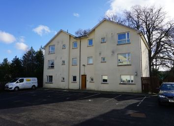 Thumbnail 2 bed flat for sale in Beneagles Court, Auchterarder