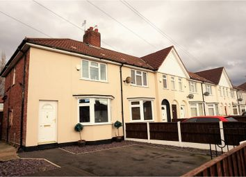 Thumbnail 2 bed end terrace house for sale in Hollingbourne Road, Liverpool