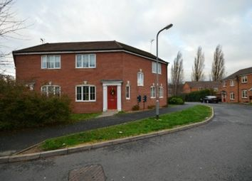 Thumbnail 3 bed semi-detached house for sale in Lowry Close, Corby