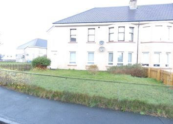 Thumbnail 3 bed flat for sale in Craig Road, Neilston, East Renfrewshire