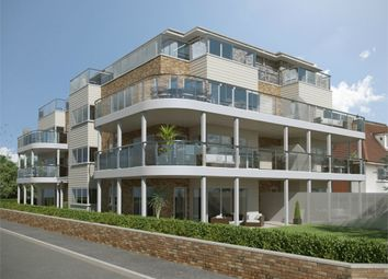 Thumbnail 2 bed flat for sale in Aquila, 21 Boscombe Overcliff Drive, Bournemouth, Dorset