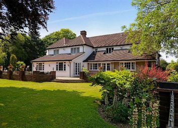 Thumbnail 6 bed detached house to rent in Rushmore Hill, Knockholt, Sevenoaks