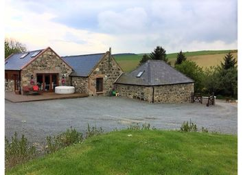 Thumbnail 4 bed barn conversion for sale in Leslie, Insch