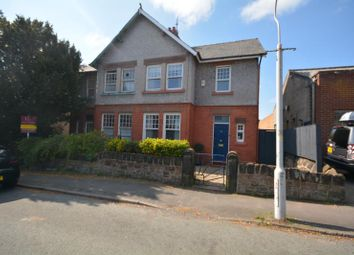 Thumbnail 3 bedroom semi-detached house for sale in Tower Road South, Heswall