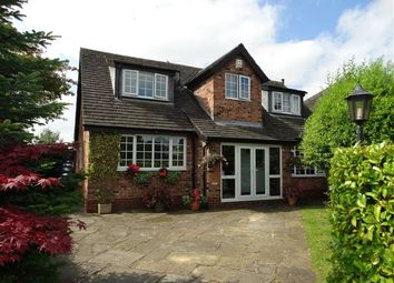 Thumbnail 4 bed detached house for sale in Mayfield Road, Mobberley, Knutsford.
