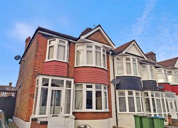3 bed end terrace house for sale in Woodhurst Road, London SE2