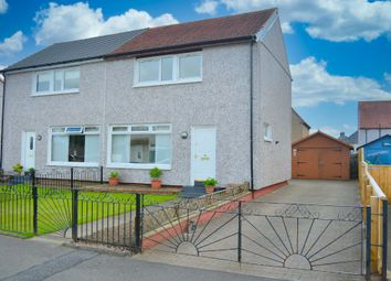 Thumbnail 3 bed semi-detached house for sale in Lamont Crescent, Fallin, Stirling