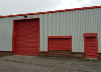 Thumbnail Light industrial to let in 255 Blairtummock Road, Glasgow