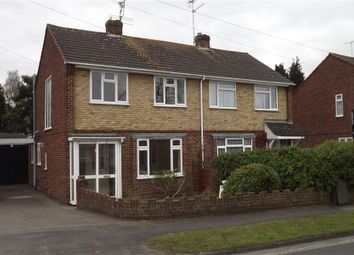 Thumbnail 3 bedroom semi-detached house to rent in Giffard Drive, Farnborough