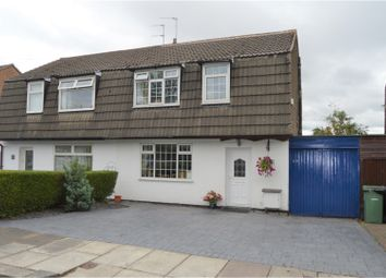 Thumbnail 3 bed semi-detached house for sale in Westminster Drive, Bromborough