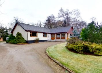 Thumbnail 3 bed bungalow for sale in Geddes Mill House And Lodges, Raitloan, Geddes, Nairn