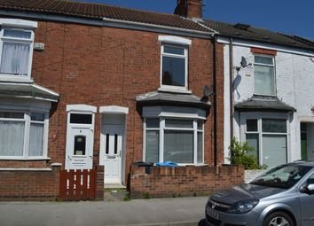 Thumbnail 2 bed terraced house for sale in Rosmead Villas, Rosmead Street, Hull