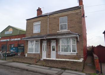 Thumbnail 2 bed semi-detached house to rent in Gateford Road, Worksop