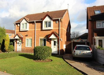 Thumbnail 2 bed semi-detached house for sale in Glaisedale Grove, Willenhall