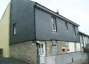 Thumbnail 1 bed flat to rent in Pound Street, Cornwall