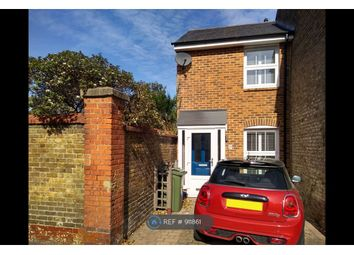 Thumbnail 2 bed end terrace house to rent in Victor Road, Teddington