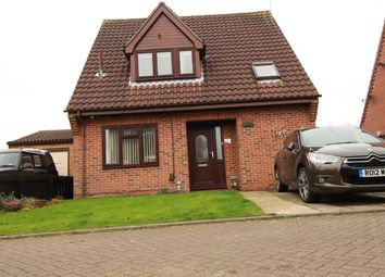 Thumbnail 4 bedroom detached house for sale in Catherine Close, Kirkby-In-Ashfield, Nottingham